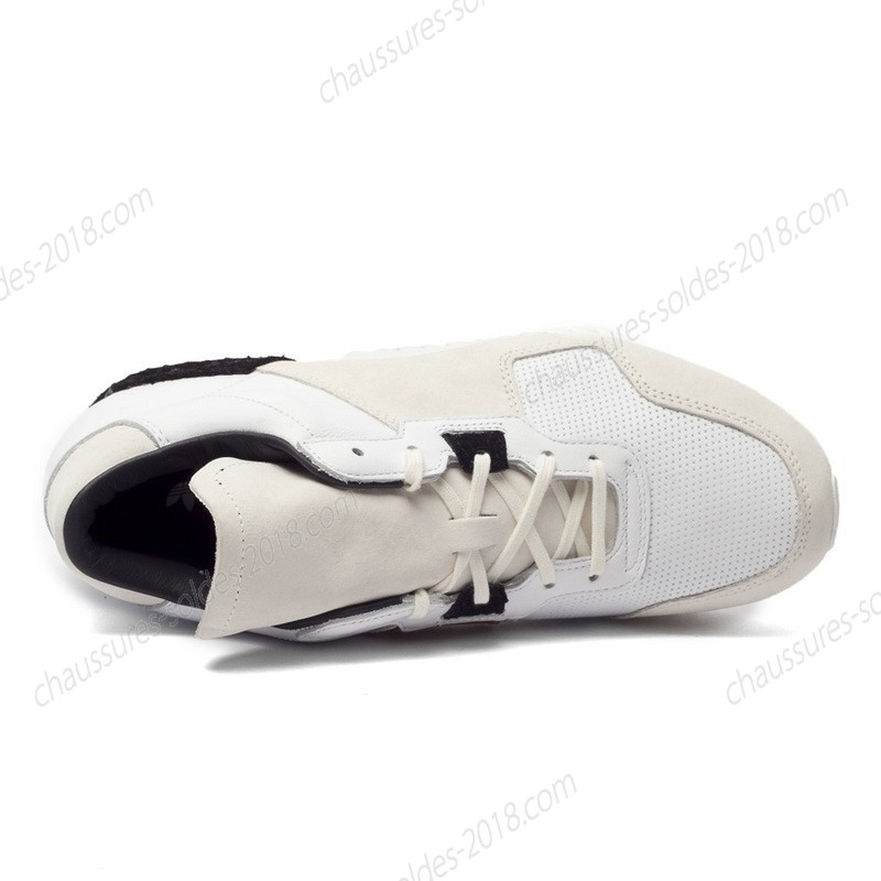 """Skateboard Chaussures Adidas ZX 700 Remasterouge S82520 Hommes/femmes Lifestyle """"blanc"""" Pas Cher - Skateboard Chaussures Adidas ZX 700 Remasterouge S82520 Hommes/femmes Lifestyle """"blanc"""" Pas Cher-01-1"""