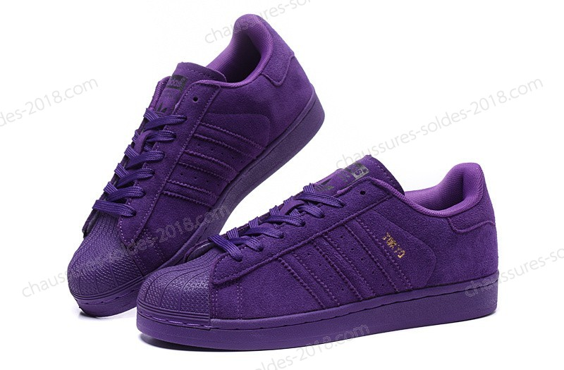 Magasin Officiel Pas Cher Adidas Superstar 80s City Series Pack - Tokyo Running Chaussures Pour femmes Violet B32663 - Magasin Officiel Pas Cher Adidas Superstar 80s City Series Pack Tokyo Running Chaussures Pour femmes Violet B32663-01-2