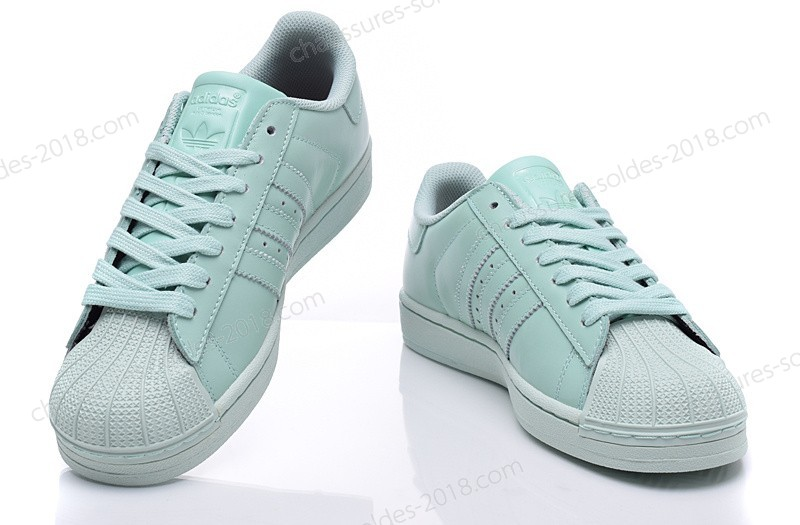 Soigné Moins Cher Adidas Originals Pharrell Superstar Supercolor Pharrell Williams x S41834 Amazon vert  - Soigné Moins Cher Adidas Originals Pharrell Superstar Supercolor Pharrell Williams x S41834 Amazon vert-01-3