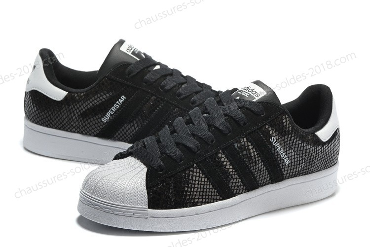 Meilleure qualité Adidas Originals 2017 Q1 unisexe Superstar Fashion B35797 Core Noir/Ftwr blanc Shiny Cuir Baskets - Meilleure qualité Adidas Originals 2017 Q1 unisexe Superstar Fashion B35797 Core Noir/Ftwr blanc Shiny Cuir Baskets-01-8