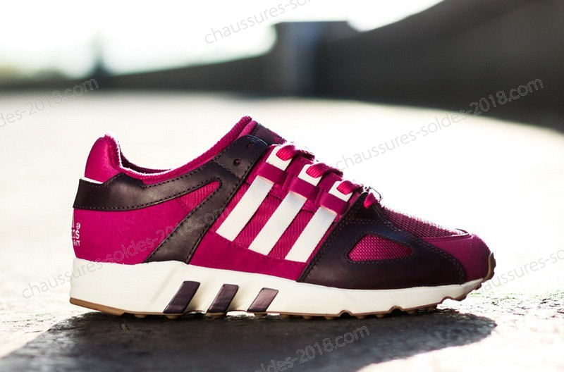"Incroyable Adidas Equipment Guidance ""93 Torsion EQT Casual Chaussures CHALK blanc/RICH rouge M25501 Pas Cher  - Incroyable Adidas Equipment Guidance ""93 Torsion EQT Casual Chaussures CHALK blanc/RICH rouge M25501 Pas Cher-01-4"