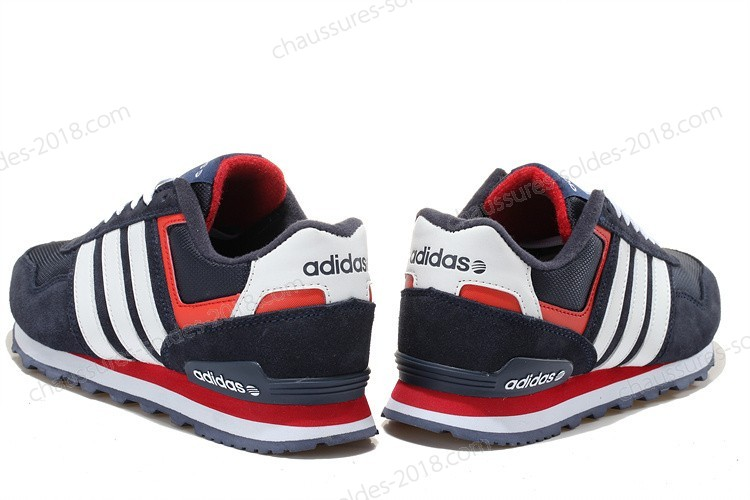 Bon Marché Adidas Runeo 10K New Navy/blanc/Power rouge F38492 Casual Hommes/femmes Incroyable chaussures - Bon Marché Adidas Runeo 10K New Navy/blanc/Power rouge F38492 Casual Hommes/femmes Incroyable chaussures-01-2