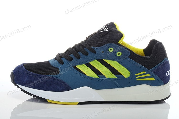 Assurance De l'authenticité Adidas Originals Tech Super Noir Electric Legend Ink Hommes Running Trainers D67642 - Assurance De l'authenticité Adidas Originals Tech Super Noir Electric Legend Ink Hommes Running Trainers D67642-01-0