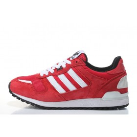 Skateboard Chaussures Adidas ZX 700 Originals Unisex Classic B24841 rouge/blanc Pas Cher