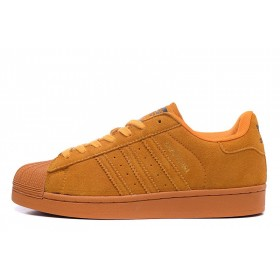 Magasin Officiel Pas Cher Adidas Superstar 80s City Series - Shanghai Casual hommes & femmes Running Chaussures Collegiate Or B32665
