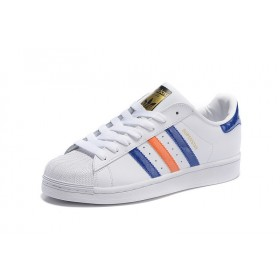 "Prix Distinctifs Adidas Superstar ""East River Rivalry"" Originals Chaussures de Running B34310 blanc Chic"