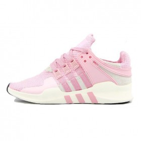 "Incroyable Adidas EQT support 93 Primeknit ""Barbie Rose"" S81494 femmes Casual Chaussures Pas Cher"